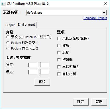SketchUp 外掛渲染工具